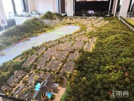 南寧北(招商十里云裳)中式別墅,地鐵沿線(總價140萬一套)使用320平
