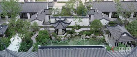 首付40萬(招商十里云裳)合院別墅(總價140萬起)地鐵沿線,200平花園