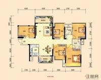 普罗旺斯-凡尔赛庄园-精装5房-高赠送面积-临近4-5号线站口