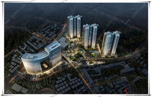 坪山(旭焕晖)回迁房出售:80平3房、总价140万、地铁建设中