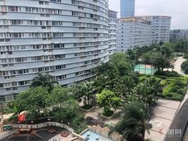 谷埠街国际商城电梯,阔绰大两房,可改三房,空中花园优质景观