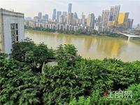 总价6字头江景!谷埠街国际城电梯空中花园上 刚需两房!南北方正