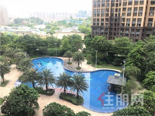 霖峰壹号旁 荣和公园悦府 高端品质5房 看小区泳池 价格低于市价