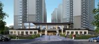 华夏院子,新中式国宅府院
