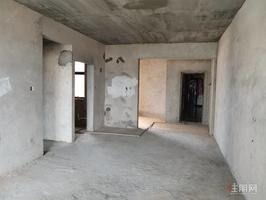 豪港华庭 69.8万 3室2厅2卫 毛坯你可以拥有,理想的家