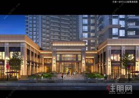 高铁北站旁 南宁北大学城学府豪庭95平三室两厅两卫 首付15万月供2600