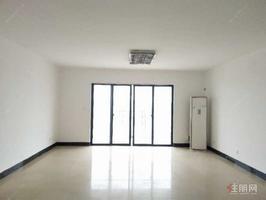 南湖广场,大四房带露台,新装修合适做办公 长湖景苑