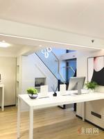總部基地復式樓+三號線地鐵口+買一層得兩層+《辦公室首選》《恒大國際中心》