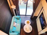 西鄉塘大學城+地鐵口(中梁柏仕公館)復式公寓+首付10萬+超大學生群體