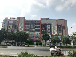 广西建设学院正大门!人流量大!出租率高!