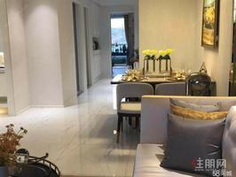 國賓大道旁,新中式美學風格住宅,3房首付十萬即可入住