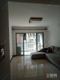 九龙新城 单价6000元的两房出售 首付15万即可拥有 保养干净整洁