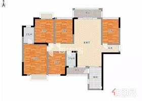 深林假日精装三房95平仅售110万 看房有钥匙 欢迎约看
