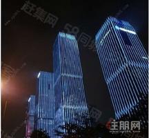 南宁芯 五象商业圈中心 常住人口60万人流聚集地