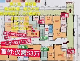 广西大学正门+西大商圈+22平临街现铺+总价58万+