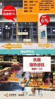 兴宁东 3号线地鉄旁 临街旺铺60平仅售148万 學校环绕 团购渠道