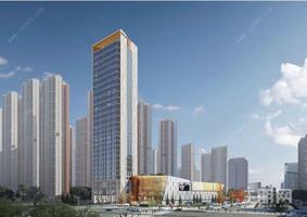 华润24城铂寓5.09loft公寓隔二层 负一直达地铁3号线