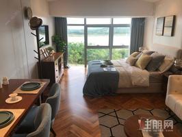 小户型江景房,租金抵月供,五象万达茂公寓一层赠一层