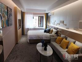 中国锦园万达茂商旁有地铁口且户户通天然气一线江景公寓