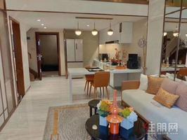 五象總部基地《世茂中心《首付11.5萬9字頭復式公寓《雙地鐵口可住可租