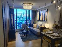 江南万达附近2号线 低首付loft公寓 月供1400 买一层得两层 年终特惠价买到赚到
