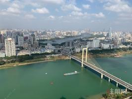中国十大豪宅凯旋一号270度江景房加全南湖公园湖景可以贷款可以贷款