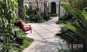 华夏院子(独栋别墅)独立大花园 舒适安 带游泳池 送车位