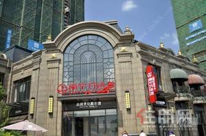 万达茂(一楼旺财黄金铺(5.09米层高)购一层送一层