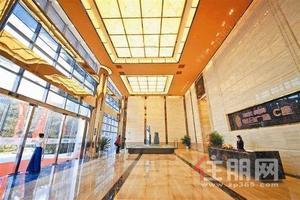 带租约现写字楼,单价13900,地铁口300米,即买即收租