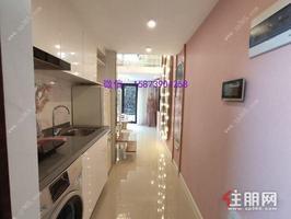 青秀区+首付6万起 青秀区凤岭南+70年产权复式公寓 带阳台
