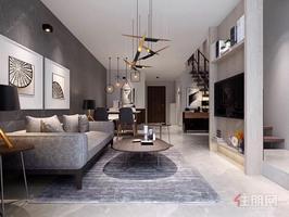万达茂江景公寓+买一层得两层+首付15万月供2000 +买两房+单价4999  4999了