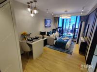 江南区loft公寓,首付6万起,买一层得两层,可出租+办公+自住
