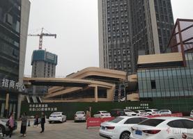 五象中心地鐵口獨棟售樓部一樓,絕展示位置,有停車位