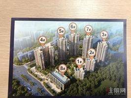 大平層+小戶型學區房,住宅型公寓,70年產權可落戶,民主路小學+國際三中