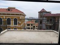 青秀70年住宅独栋别墅,一线江景,买3三层送5层,环境优美