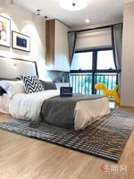 万达茂+拥有小区园林复试公寓,现房!28-40-60三个户型可选