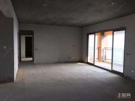 凤岭北 正南向 看儿童公园全景 毛坯4房户型方正 住家精选