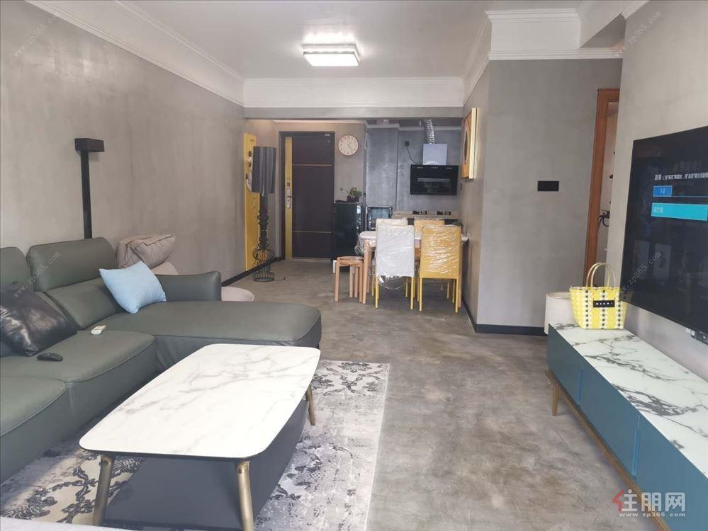 绿地中央广场全新精装3房万达商圈读逸夫小学