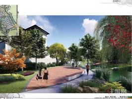 桃花源 占地小区大 鲤鱼湾公园旁 临近园博园