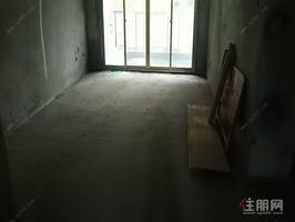 九龙新城毛坯南北通透户型 赠送个露台使用 低层住宅 有钥匙看房