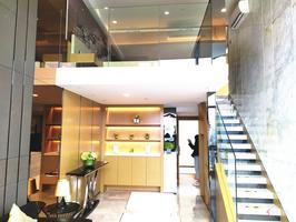 演唱会必住(富雅国际生活广场)带租约复式楼中楼收四千五,地铁