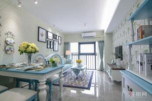 花园LOFT公寓(盛天汇公寓)首付可分期 通透户型