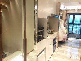 五象总部基地(世贸中心)8字头3号地铁复式公寓现房急售