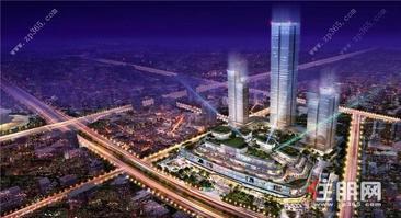 富雅国际金融中心均价为:10800元/平可投资可办公
