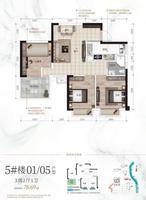 西乡塘新房首付15万月供3500得三房  可公积金