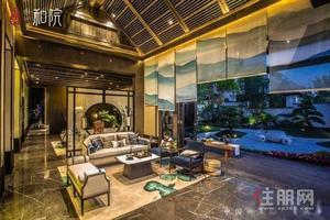 南宁保利中式别墅实用面积400平总价420万
