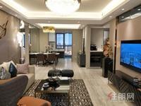 南宁大桥头,湖景3房80万首付8000月供,3号线地铁口城市中轴住宅