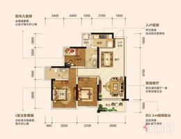 江南 地铁5号线 读沛鸿中学(锦上城)首付20万 可首付分期