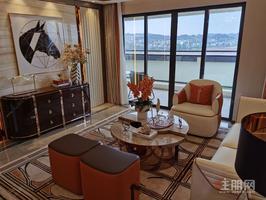 高层价买洋房 万达茂旁 中式复古园林风格 (蓝光雍锦澜湾)