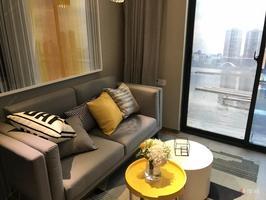 一線江景,首付只要6萬,月供1500(天譽城)LOFT公寓